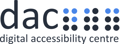 Image of the Digital Accessibility Centre Logo